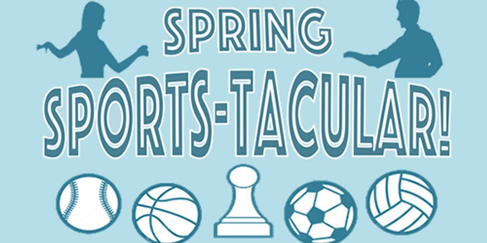 Spring Sports-tacular Dance