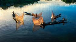 vietnam four fishermen