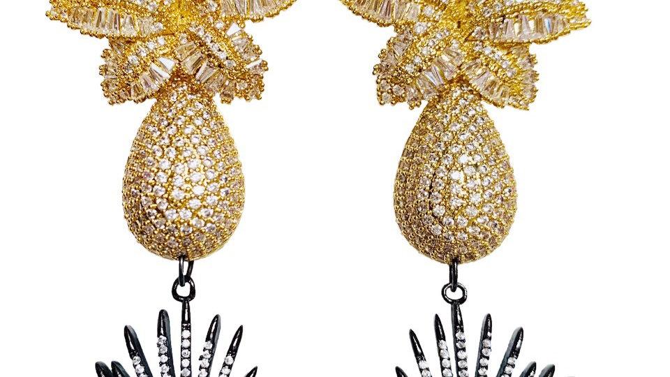 Ananas Earrings