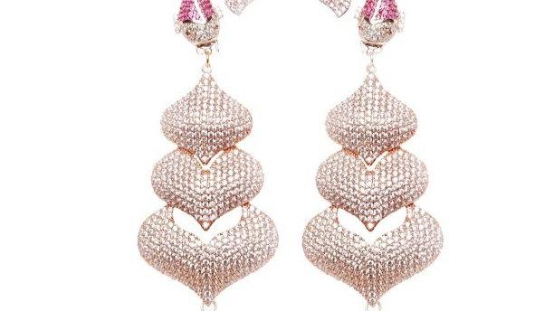 Fish in Love Earrings