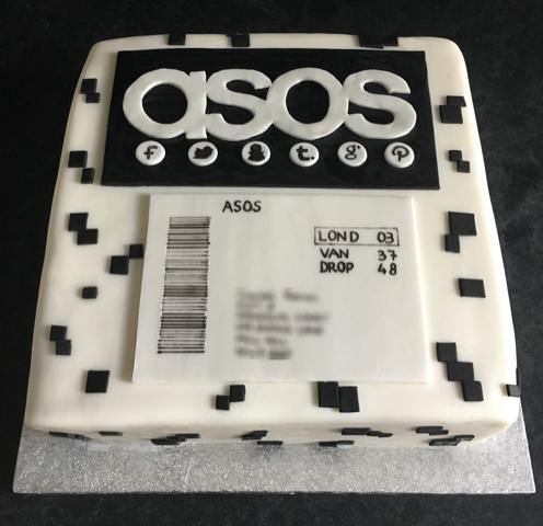 Personalised ASOS Package