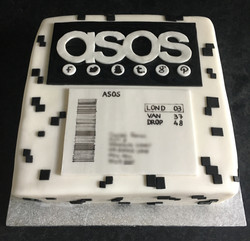 Personalised ASOS Package