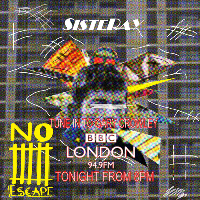 Sisteray on BBC London 94.9