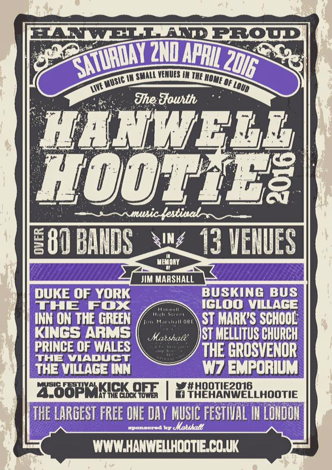 Hanwell Hootie Festival