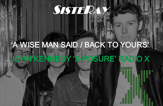 SISTERAY ON RADIO X