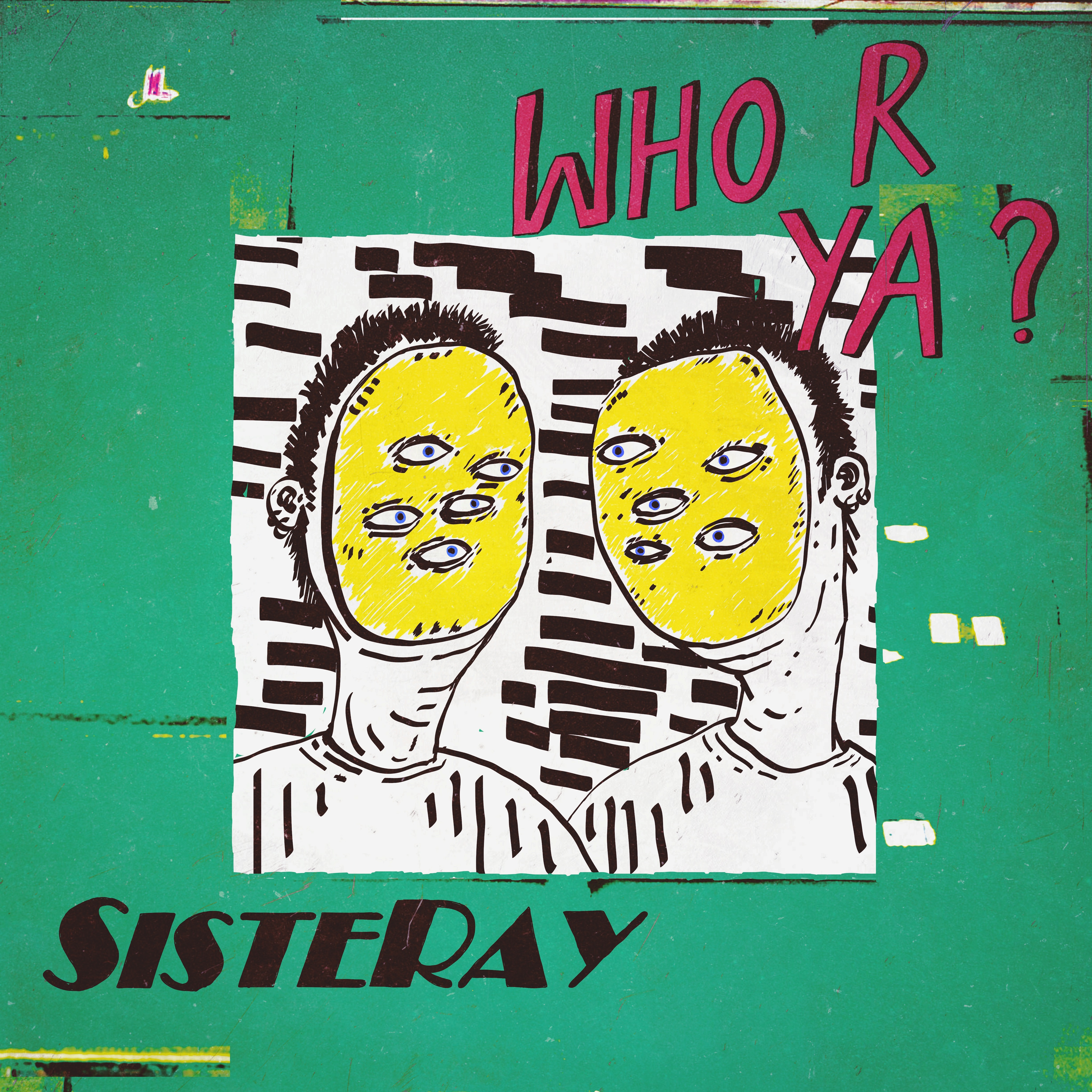 Pre-order 'Who R Ya?' - iTunes