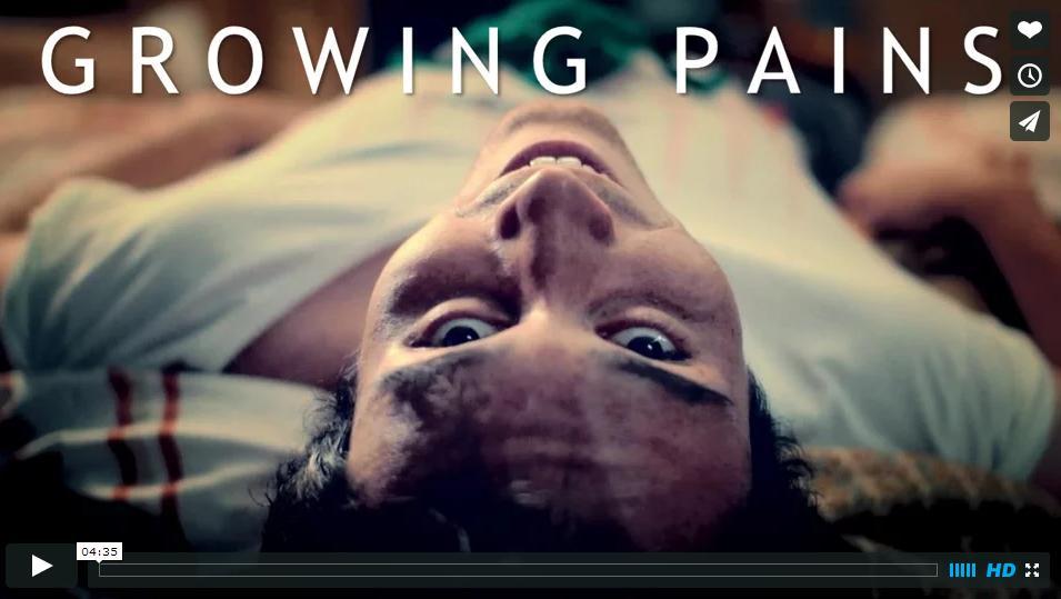 BFI Award Winning 'Growing Pains'