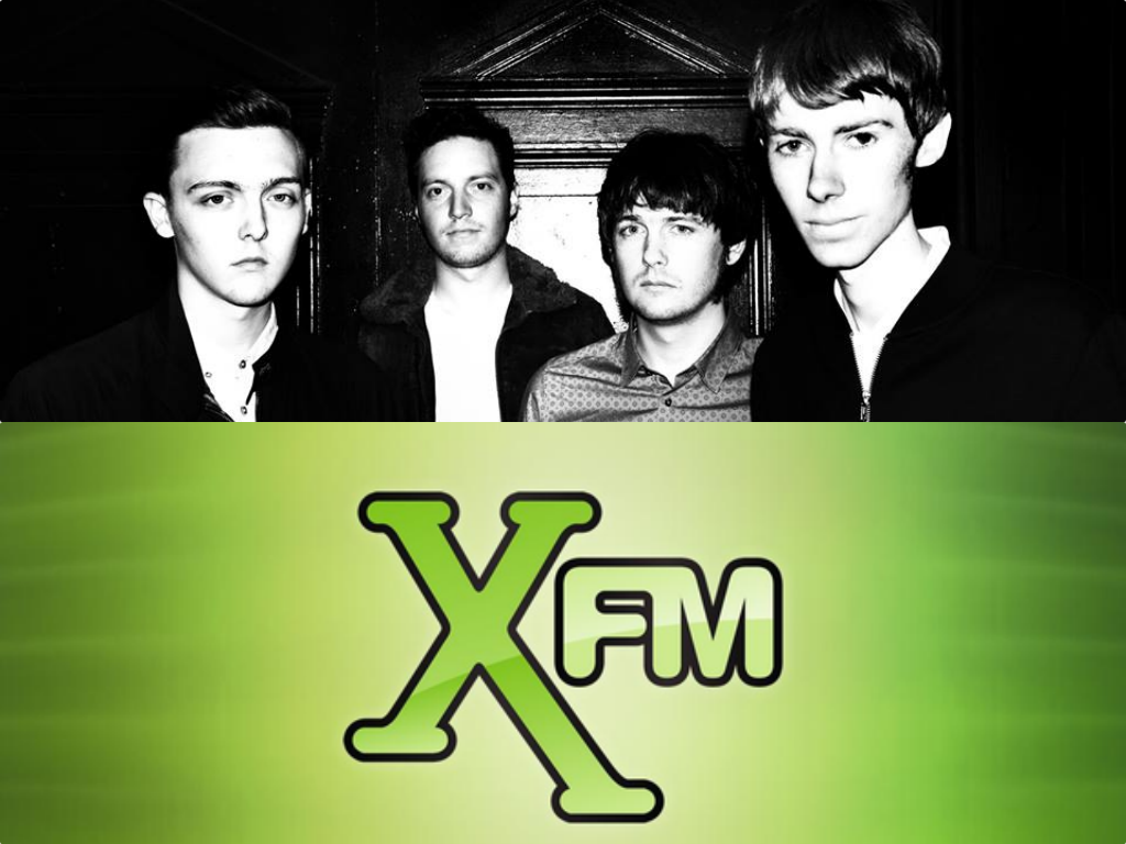 Sisteray featured on XFM!