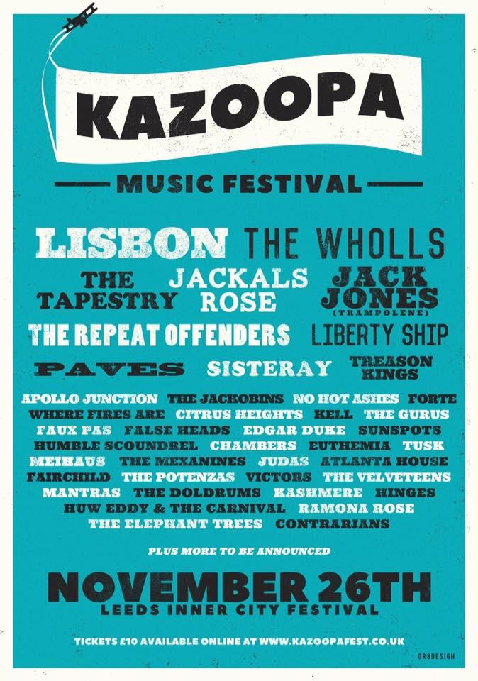 Kazoopa Festival
