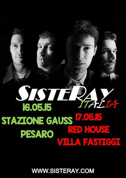 ITALIA WE ARE COMING FOR YOU!!