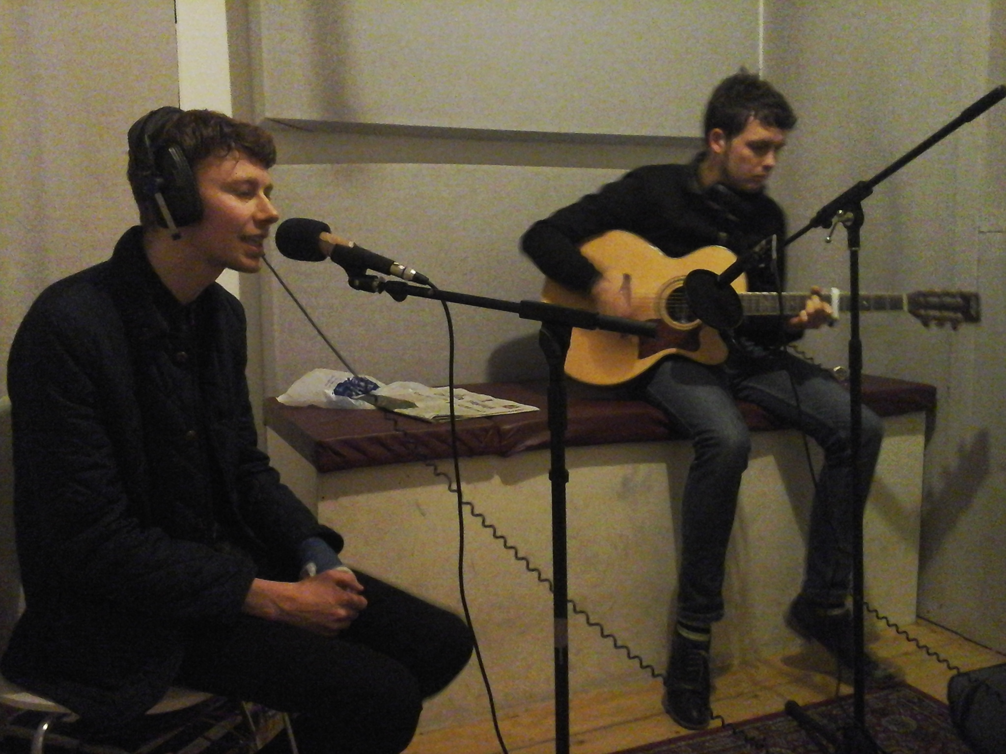 Dan & Niall on Shoreditch Radio