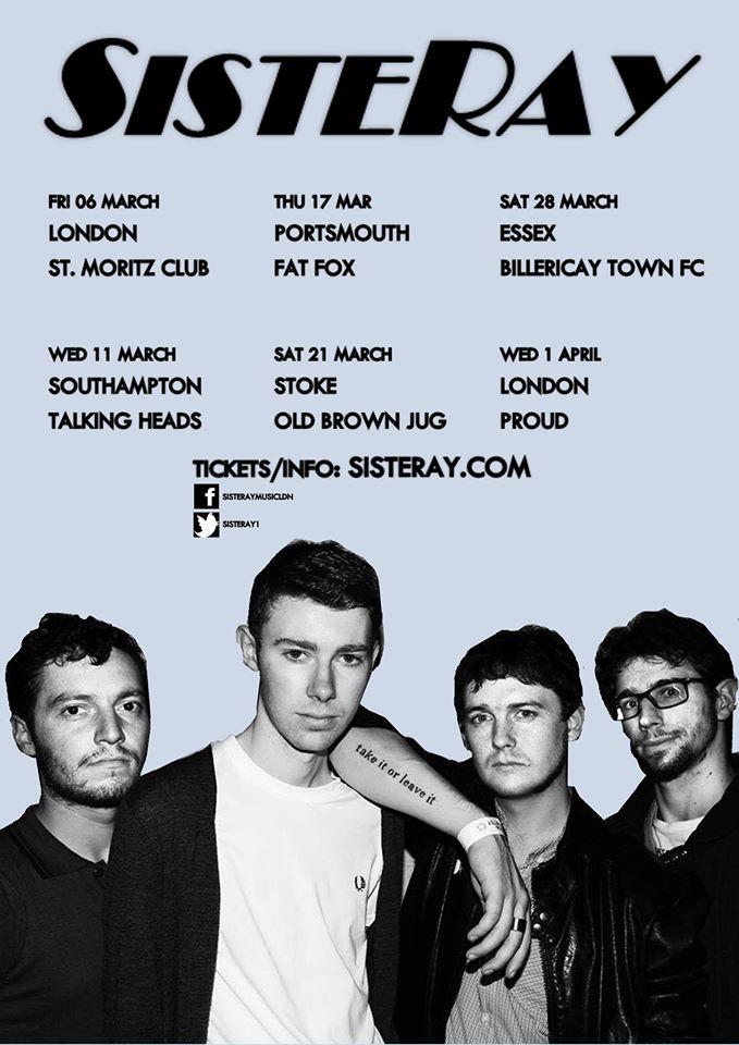 Next stop Portsmouth...