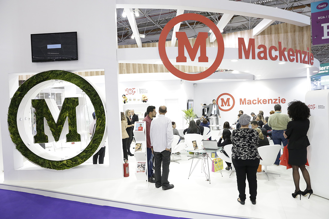 Marketing promocional. Stand - Mackenzie  Educar (7)