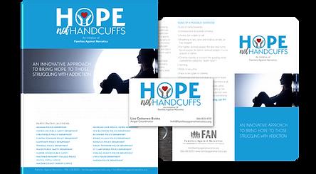 Hope Not Handcuffs Info