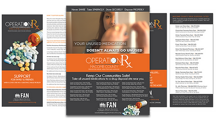 Operation Rx Brochure