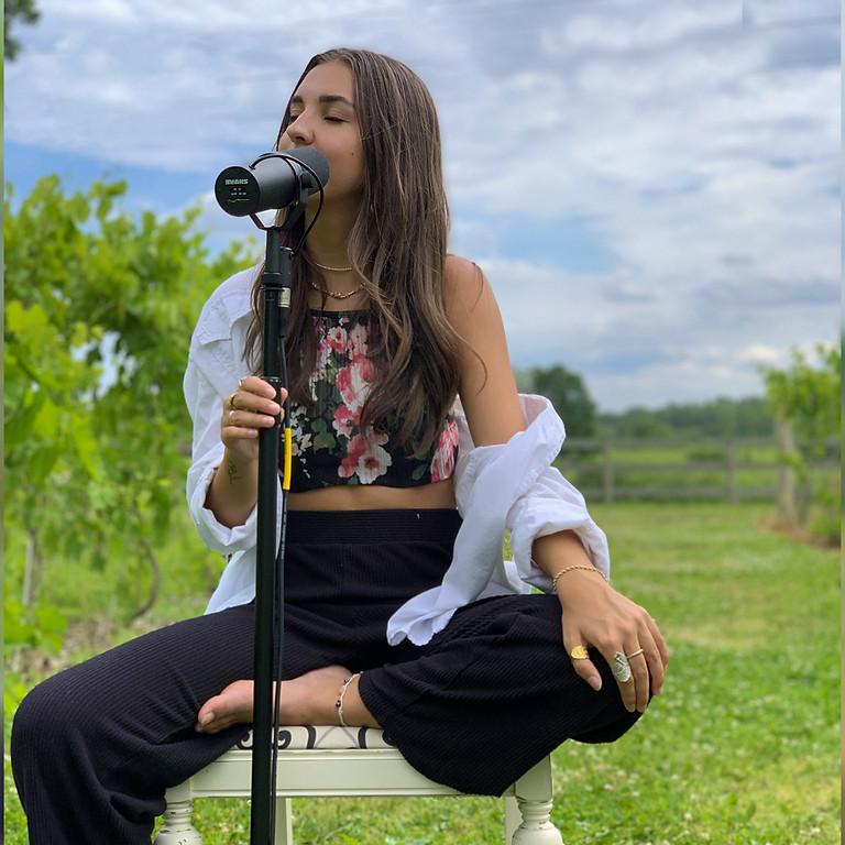 Music At The Vineyard featuring Marisa Nahas - Sunday Aug 22