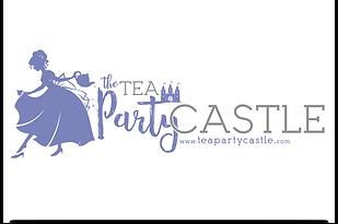 The Tea Party Castle Logo