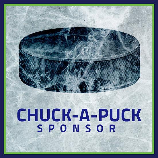 Chuck-A-Puck Sponsor