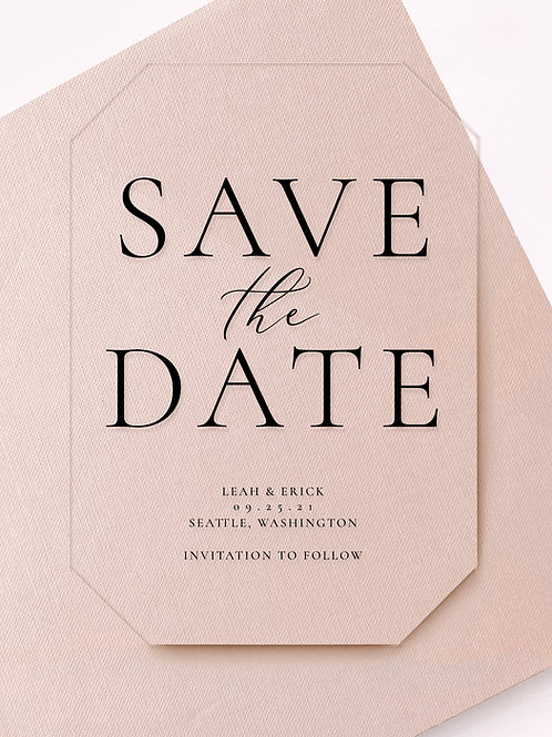 mare save the date