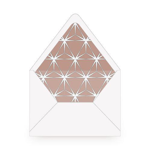 cosmo envelope liner