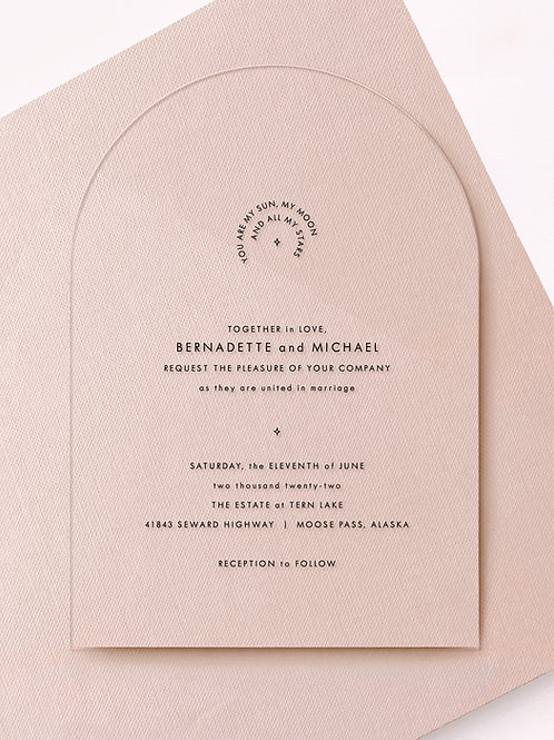 celeste invitation