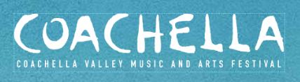 Music, Coachella Festival