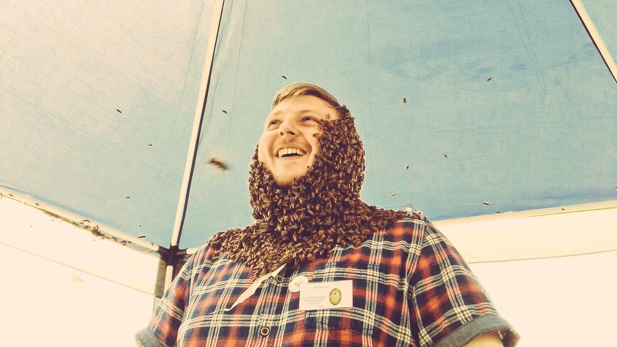 Bee Beard
