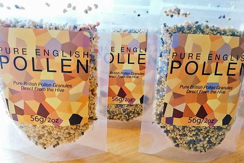 Pure English Pollen Granules