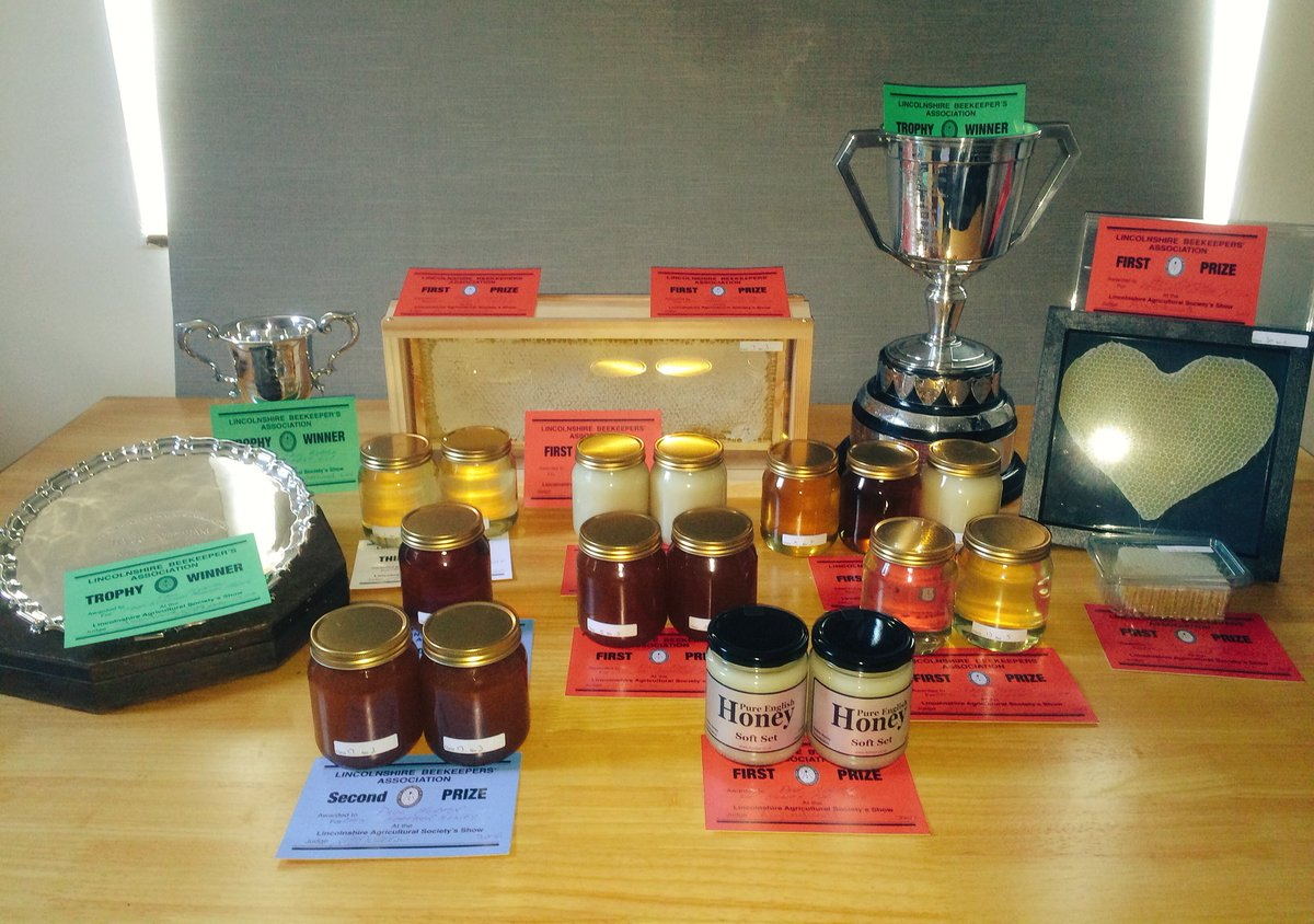 Lincolnshire Honey Show