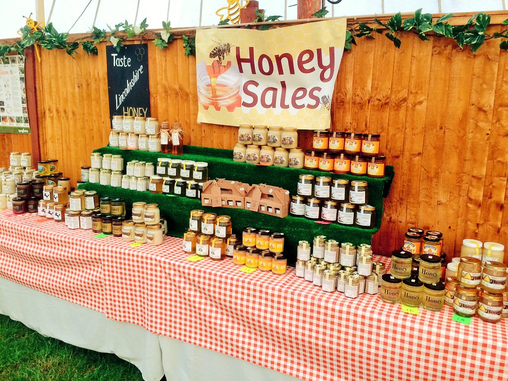 Lincolnshire Show Honey