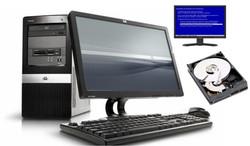 Configuração de PC's novos