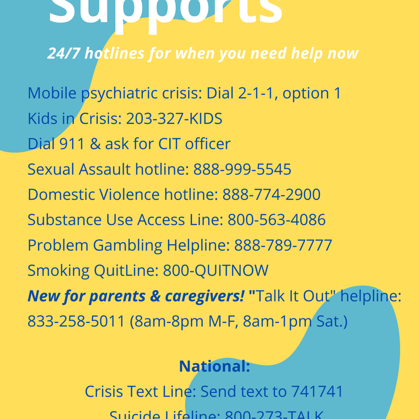 Crisis Supports v3
