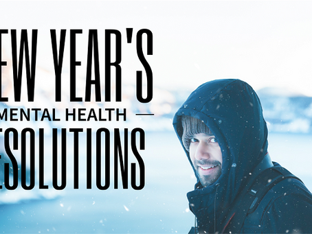 Mental health resolutions for 2019