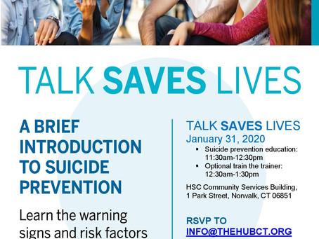 Behavioral health events Jan 26- Feb 10