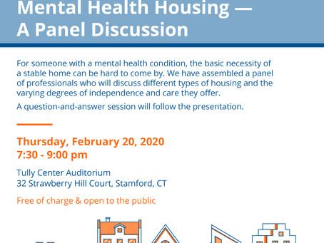 Behavioral health events Feb. 16-29
