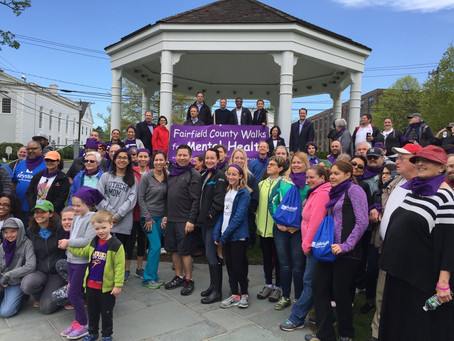 Awareness walk a success! (videos)