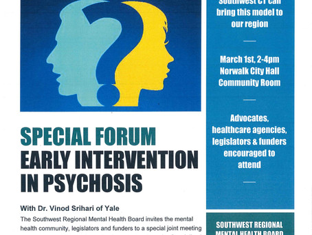Specialized Treatment Early in Psychosis