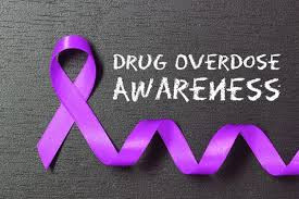 International Overdose Awareness Day (08/31)