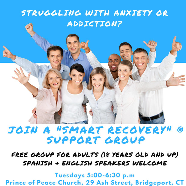 English SMART Recovery group Bridgeport