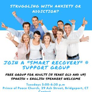 English SMART Recovery group Bridgeport