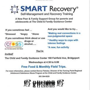 Bridgeport SMART Recovery teens
