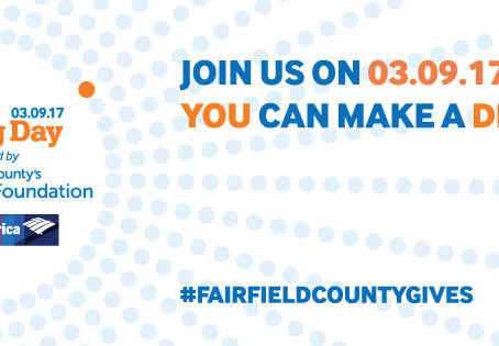 March 9 is Fairfield County's Giving Day!