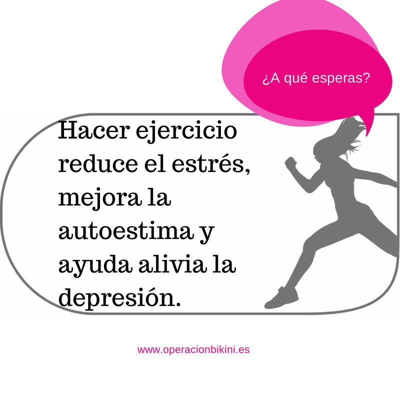 hacer_ejercicio y depresion woman