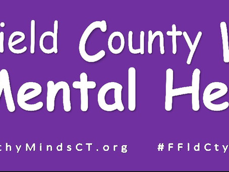 JOIN FAIRFIELD COUNTY WALKS FOR MENTAL HEALTH ON MAY 6TH, 2017