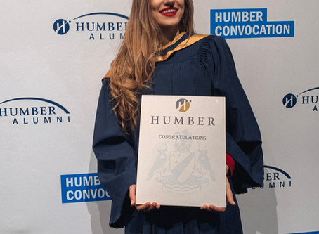 Happy Graduation, Marianna!