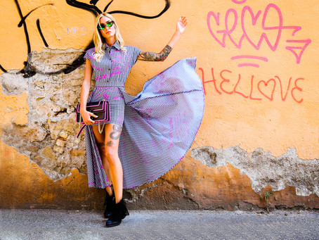 A importância da fotografia de moda