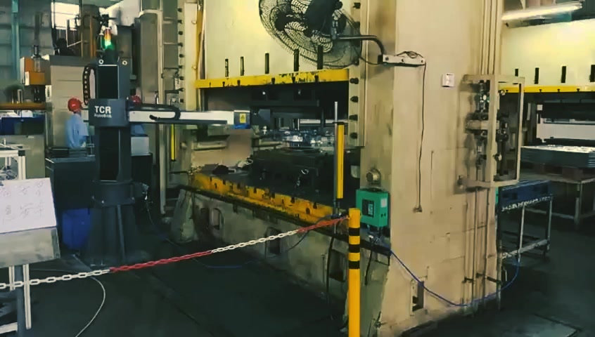 Stamping Automation