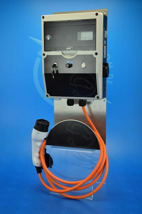 Wallbox 22 KW PRO TIME KFW Ready / Ladestrom Regelbar /Zeitschaltuhr