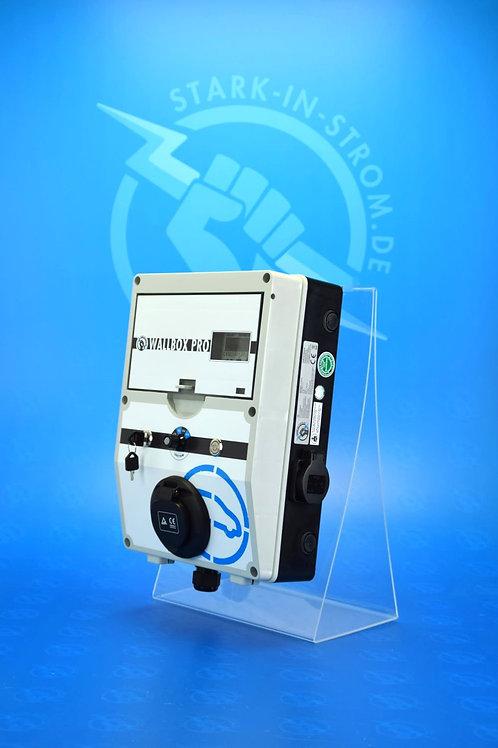 Wallbox 11 KW PRO-Plug-KFW Ready/ Ladestrom regelbar/AC und DC Fehlerstromschutz