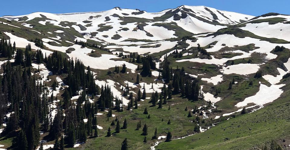 Lake City Mountains